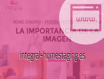 Web integral-homestaging.es